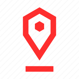 gps, location, marker, pin, place, position, spot icon