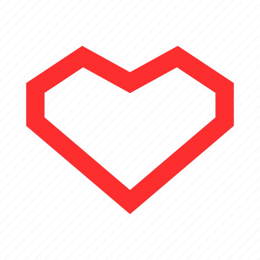 cardio, compassion, dating, heart, love, passion, solidarity icon