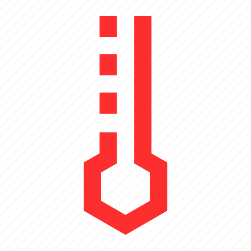 heat, measurement, measuring, pressure, temperature, thermometer icon