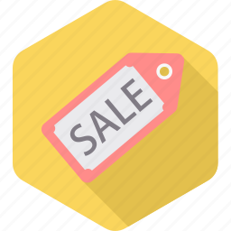 discount, label, offer, price, sale, sticker, tag icon
