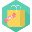 bag, buy, market, sale, shop, shopping, supermarket icon