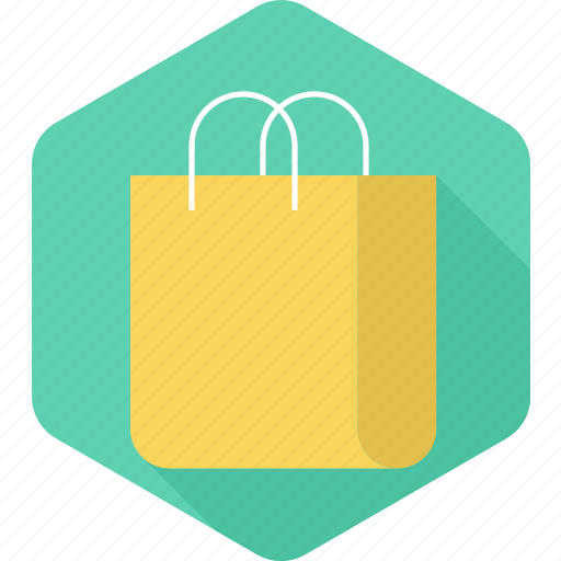 bag, buy, sale, shop, shopping, store, yellow icon