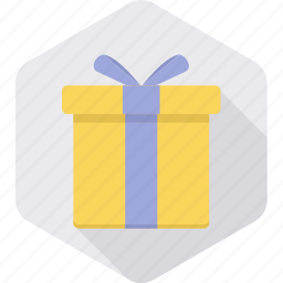 box, christmas, decoration, gift, package, present, xmas icon