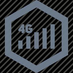 data plan, internet service, lte, mobile data, mobile network, signal, wireless icon