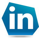 linked in, linkedin, social icon