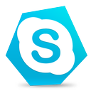 call, skype, voip icon