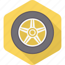 car, repair, service, transportation, tyre, tyres, wheel icon