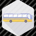 bus, tourist bus, public, transport, transportation, travel, vehicle