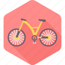bicycle, cycle, cycling, cyclist, games, olympics, sports icon