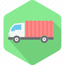 automobile, cargo, delivery, transport, transportation, truck, vehicle icon