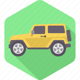 automobile, car, jeep, transport, transportation, van, vehicle icon