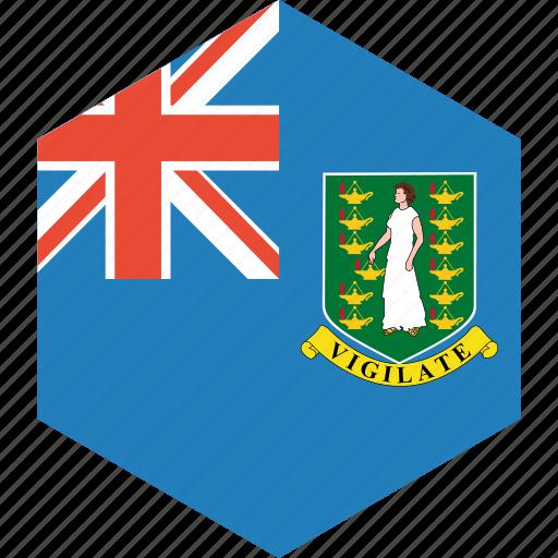 british, country, flag, islands, virgin, world icon