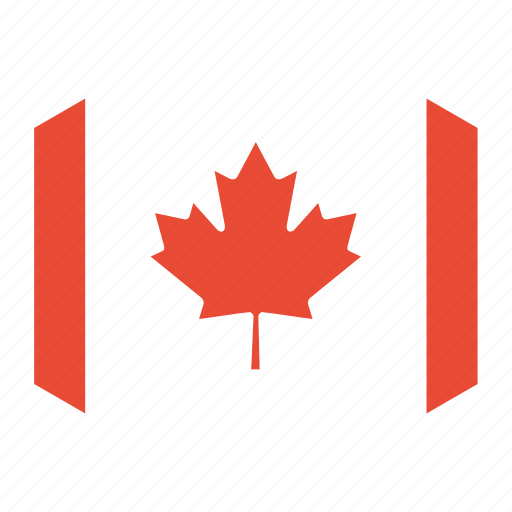canada, country, flag, world icon