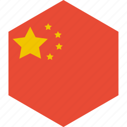 china, country, flag, world icon