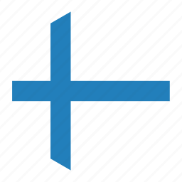 country, finland, flag, world icon