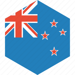 country, flag, new, world, zealand icon