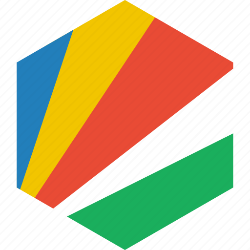 country, flag, seychelles, world icon