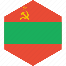 country, flag, transnistria, world icon
