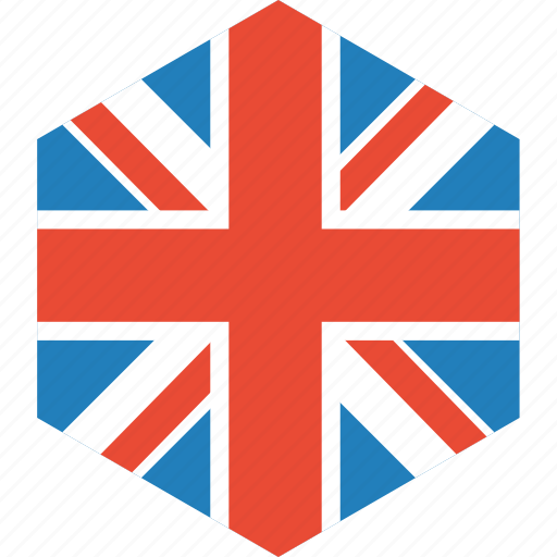 country, flag, kingdom, united, world icon