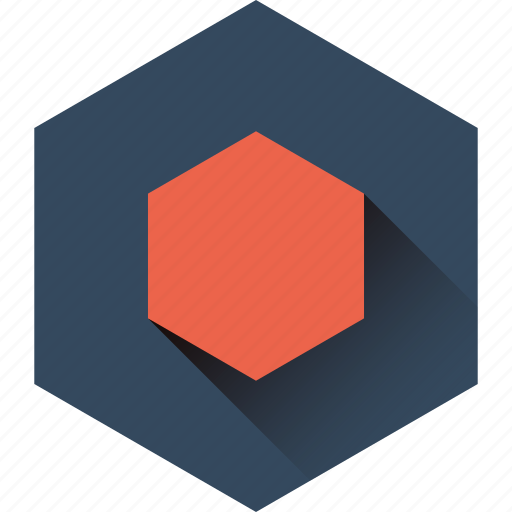 delivery, hexagon, interface, item, special, ui icon