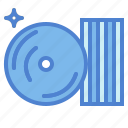 audio, music, record, vinyl icon