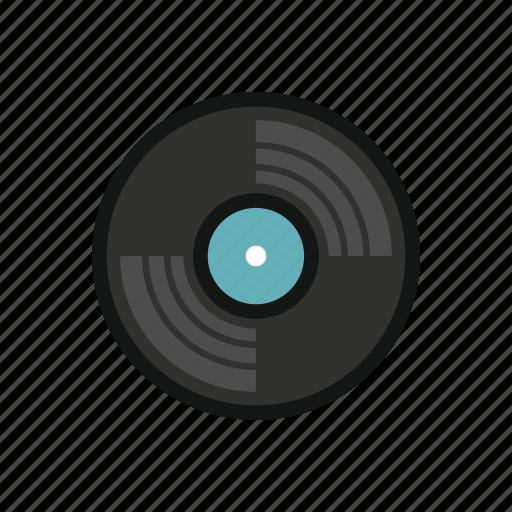 audio, dj, music, player, record, sound, vinyl icon