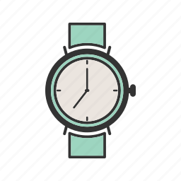 clock, new, smart, time, watch, watches, wrist icon