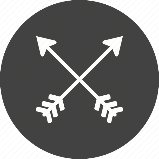 Ancient, arrow, arrows, elements, hipster, set, tribal icon - Download on Iconfinder
