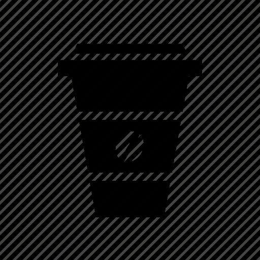break, cafe, coffee, coffee break, cup, drink, latte, lunch icon
