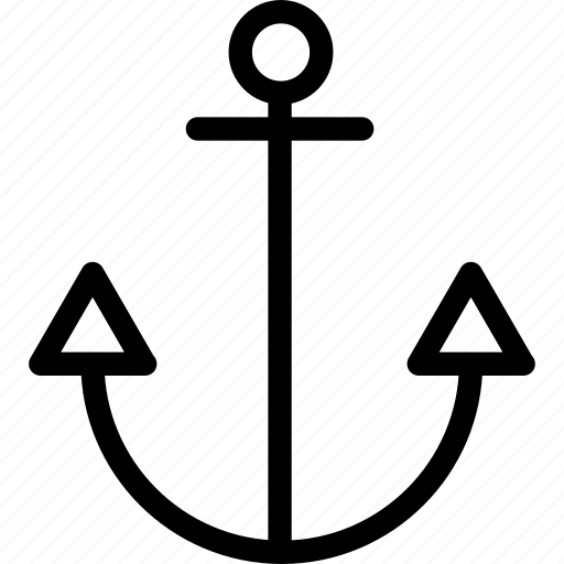 anchor, arrow, creative, design, grid, hipster, hipster-style, line, sailors, shape, ship, sign, sticker, style, tattoo icon