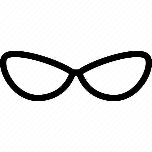 accessory, creative, eye, eyewear, glasses, grid, hipster, hipster-glasses, hipster-style, line, protection, safe, safeguard, see, shape, style, view icon