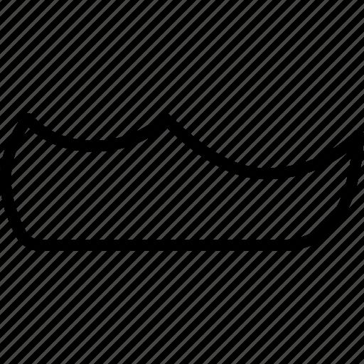 arabic, foot, footwear, shoe, slipper icon