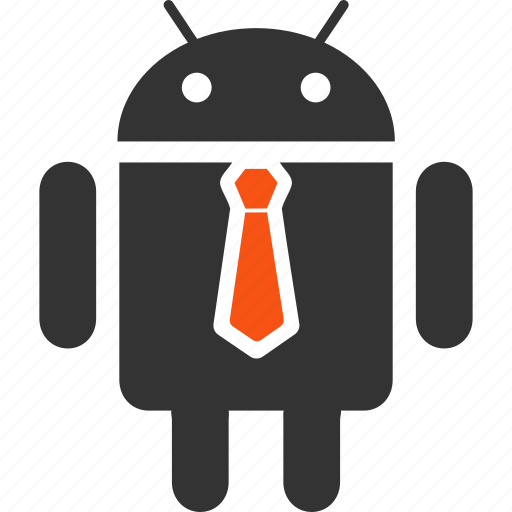 android, boss, chief, droid, management, manager, official icon