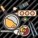 cooking, kitchen, cuisine, gourmet, food