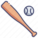 ball, baseball, competition, equipment, game, sport, sports icon