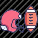 american, ball, football, game, helmet, sport, uniform