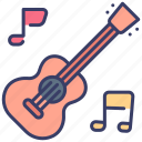 guitar, guitarist, jazz, music, musical, musician, song icon