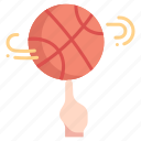 activity, ball, basketball, finger, game, professional, sport