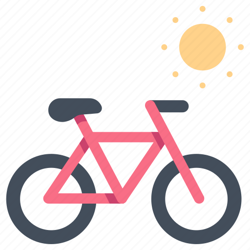 Activity, bicycle, bike, cycle, ride, sport, wheel icon - Download on Iconfinder