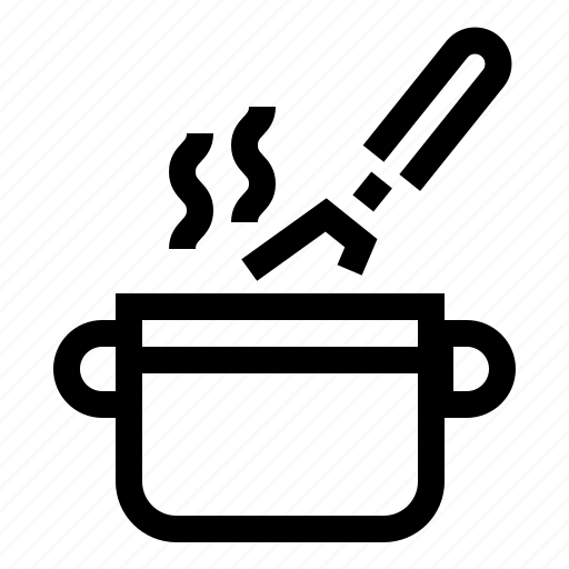 Cooking Food Hobby Pot Icon