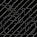 soap, making, hobby, handmade icon
