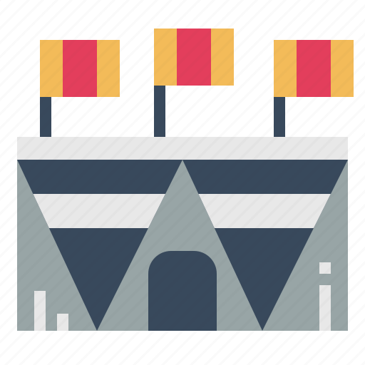 buildings, sport, sports, stadium icon