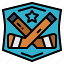 emblem, sport, team icon