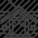 building, culture, hokkaido, japan, sapporo, shrine icon