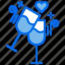 cheers, drink, love, party, wedding, wine