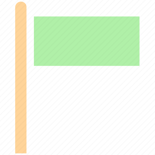 Banner, blank, flag, location, location flag, sign, warning icon - Download on Iconfinder