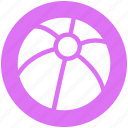 ball, beach, beach ball, fun, holiday, play, summer icon
