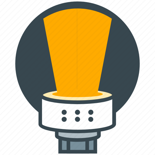 electric, flashlight, holiday, lamp, light, torch icon