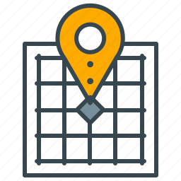holiday, location, map, marker, navigation, pointer icon