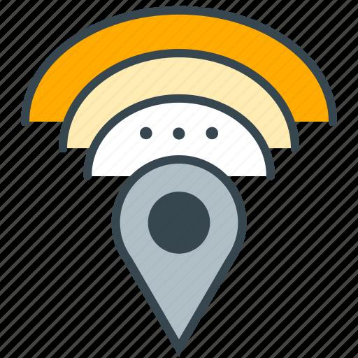 communication, internet, network, signal, wifi, wireless icon